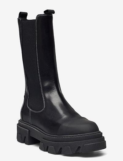Teresa - chelsea boots - black