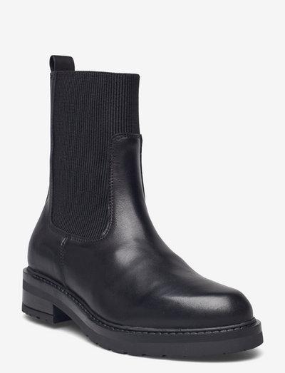Marcella garda - chelsea boots - black garda