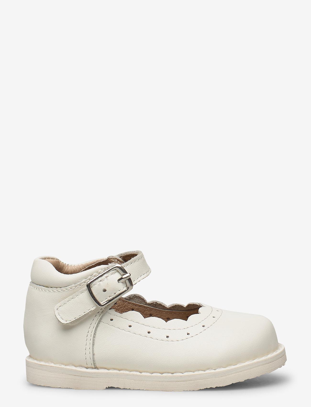 PAX - BELL - ballerinas & slip ons - white