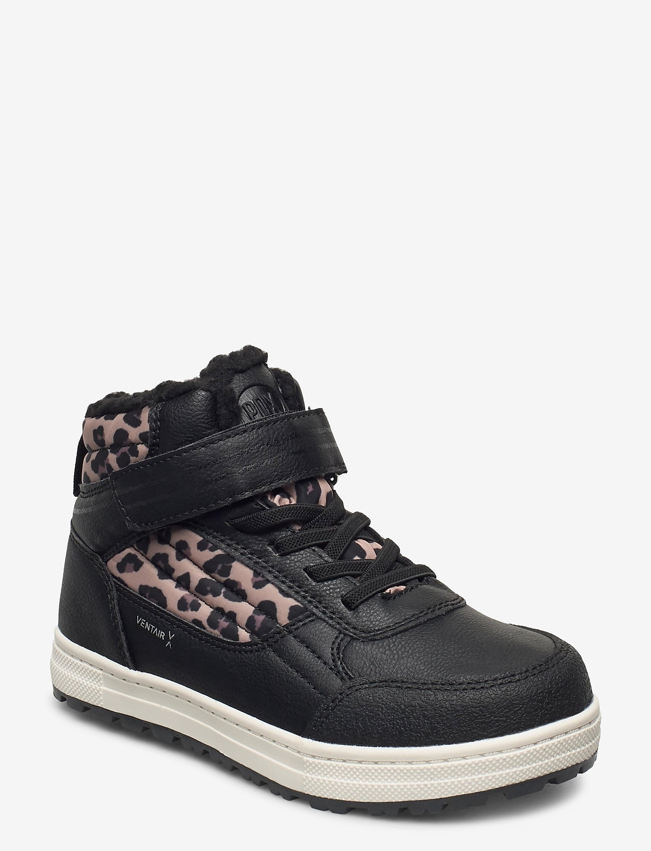 PAX - CHILLA PAX KÄNGA - high tops - black/leo - 0