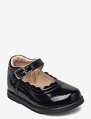 PAX - BELL - ballerinaer og slip-ons - black - 0
