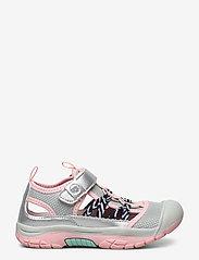PAX - HOLK - sandals - silver - 1
