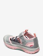 PAX - HOLK - sandals - silver - 2