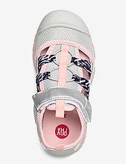PAX - HOLK - sandals - silver - 3