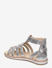 PAX - GUSS - sandals - silver - 1