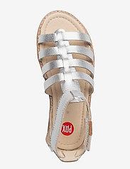 PAX - GUSS - sandals - silver - 2