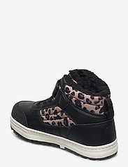 PAX - CHILLA PAX KÄNGA - high tops - black/leo - 2