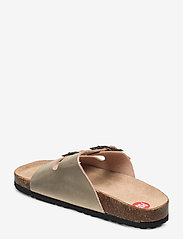 PAX - PIKA PAX SANDAL - instappers - gold - 2