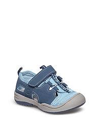 VILLE PAX SANDAL - BLUE