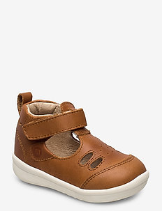 GRAIN PAX SKO - sandals - brandy