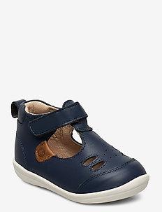 GRAIN PAX SKO - sandals - navy