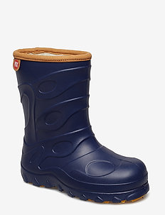 INSO PAX STÖVEL - winter boots - blue