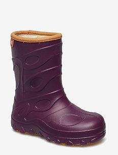 INSO PAX STÖVEL - winter boots - purple