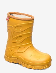 INSO PAX STÖVEL - vinter boots - sunflower