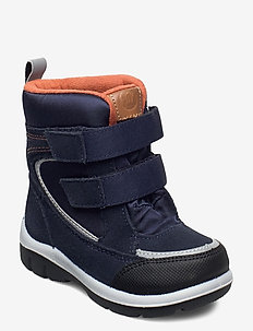 PINGLA PAX KÄNGA - winter boots - navy