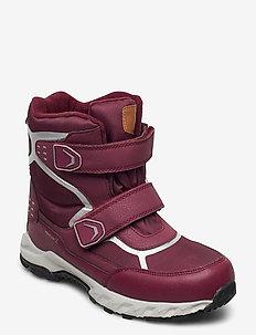 DANTE PAX KÄNGA - winter boots - red