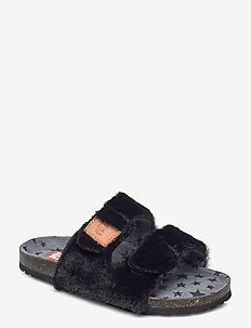 NORDAN PAX SANDAL - sandals - black
