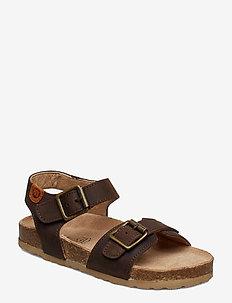JURA - sandales - brown