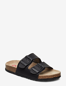 PIKA PAX SANDAL - sandals - black