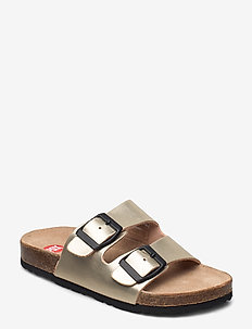 PIKA PAX SANDAL - sandals - gold
