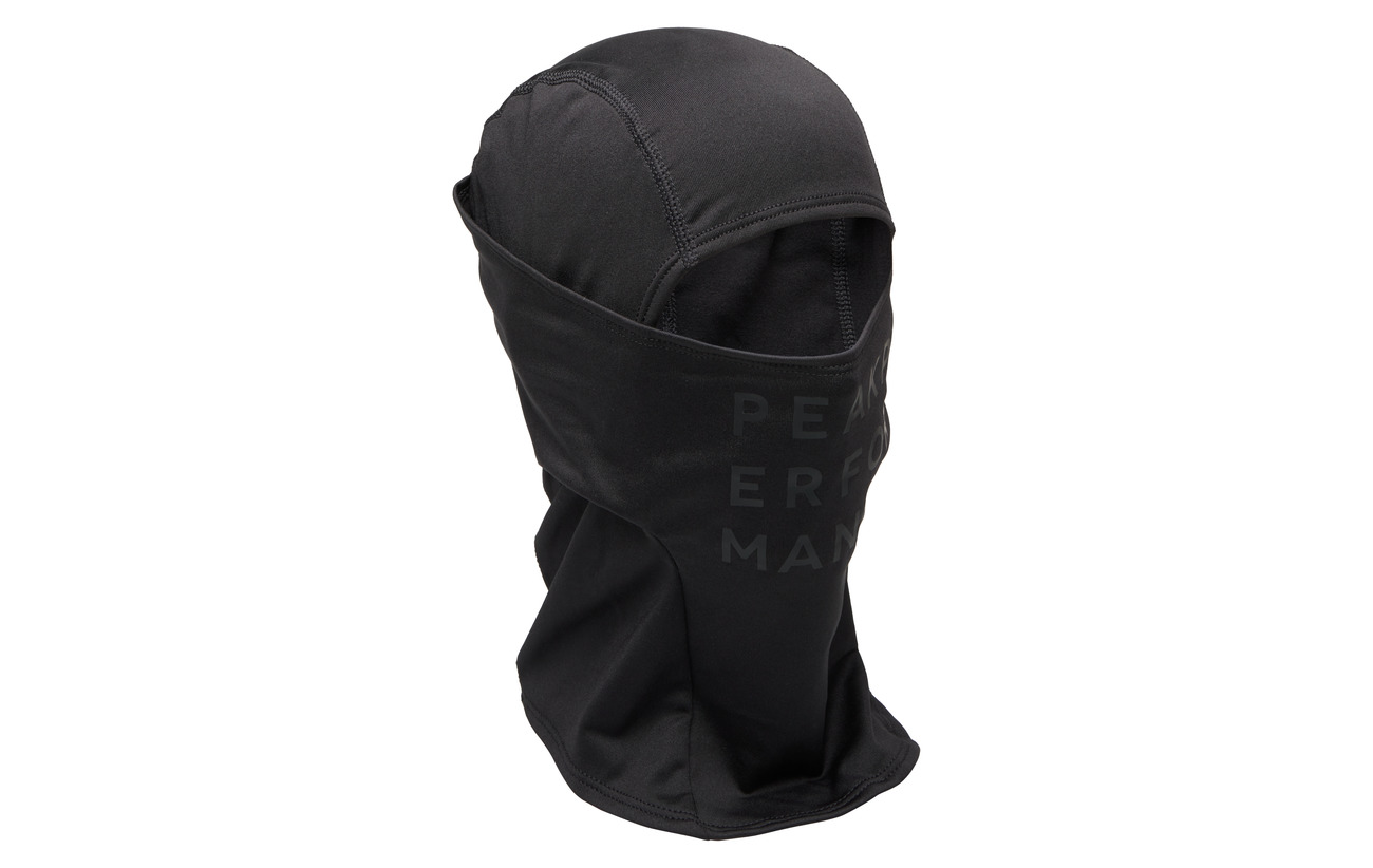 Peak Performance BALACLAVA - BLACK