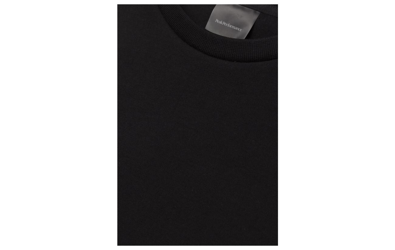 W 65 Coton Performance Polyester Peak Tech Slt Black 35 f5w7n