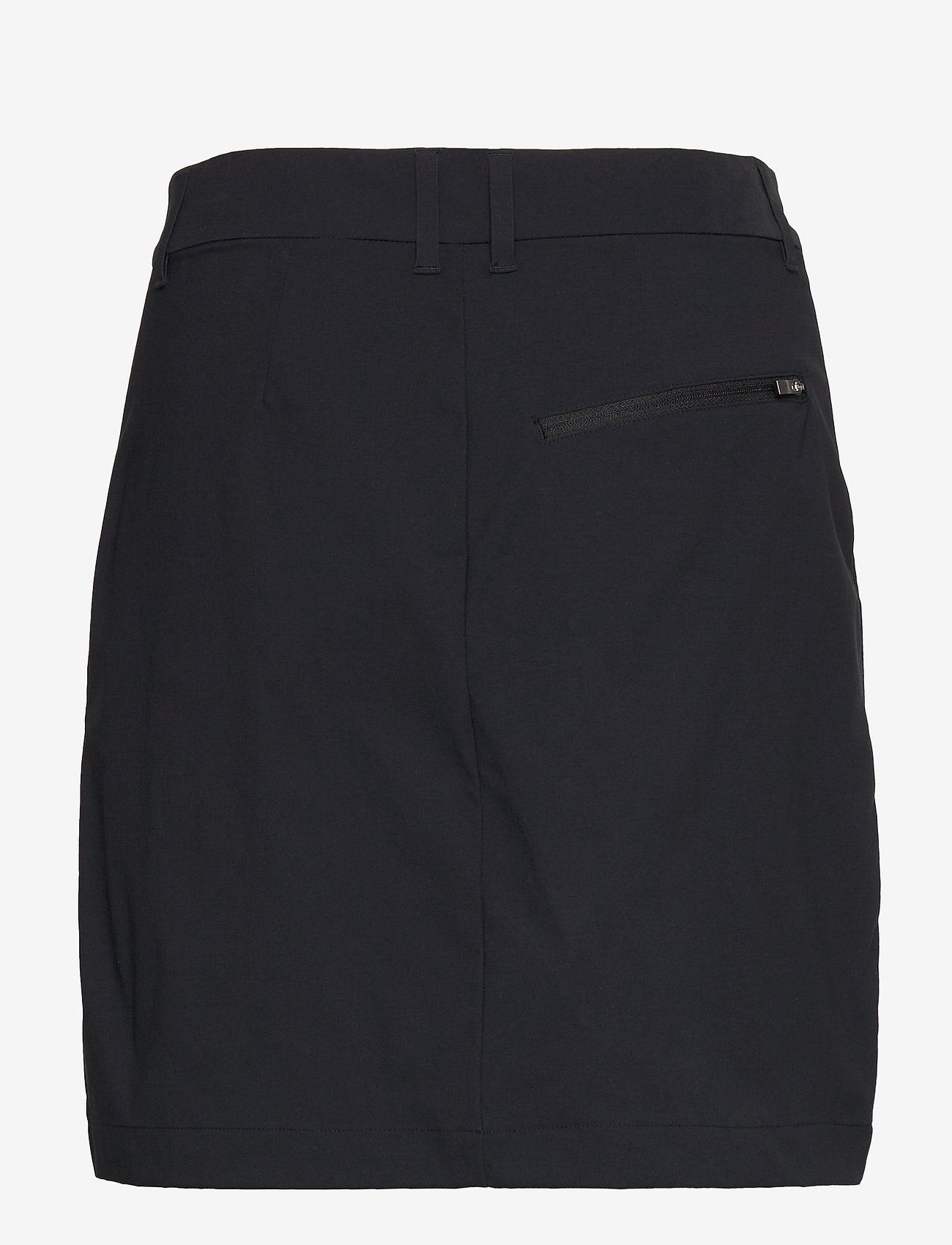 Peak Performance - W Illusion Skirt - træningsnederdele - black - 1