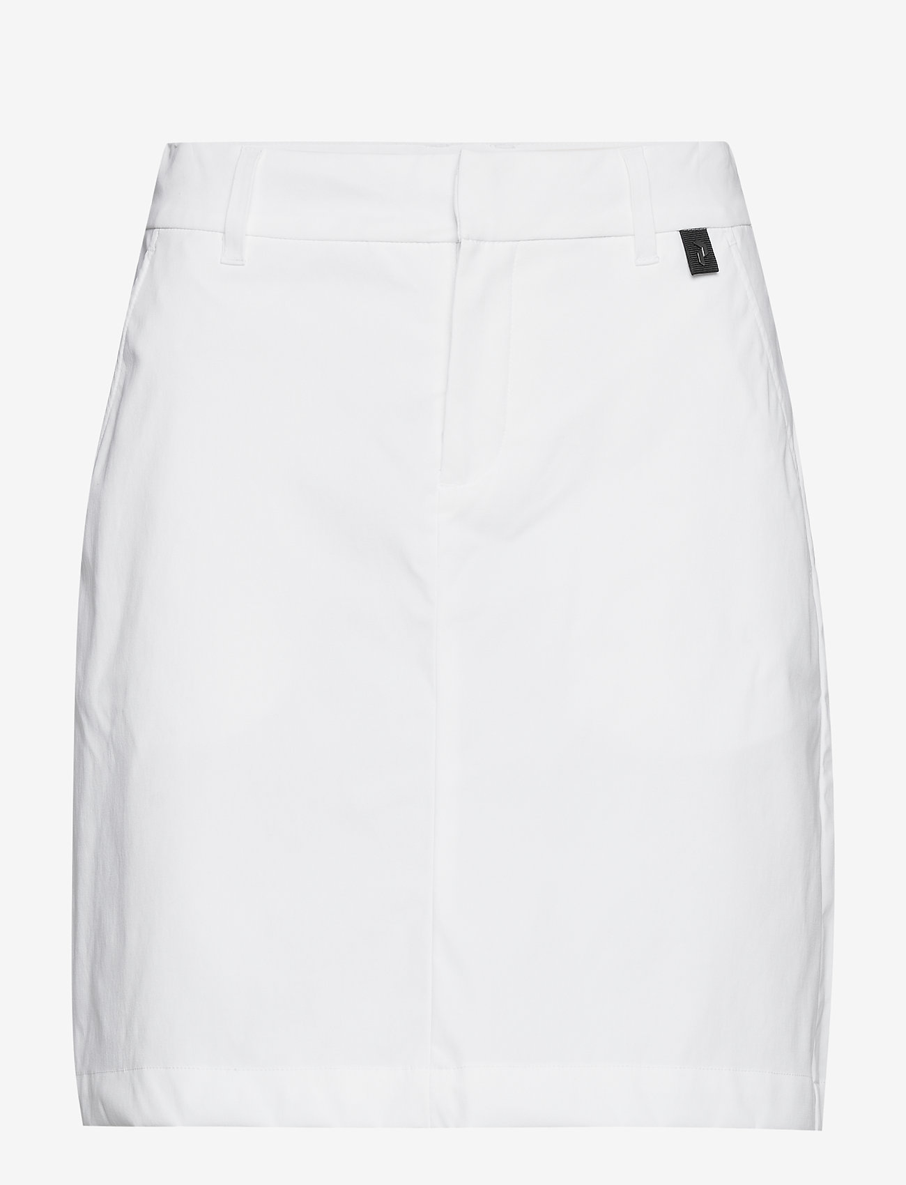 Peak Performance - W Illusion Skirt - treningsskjørt - white - 0