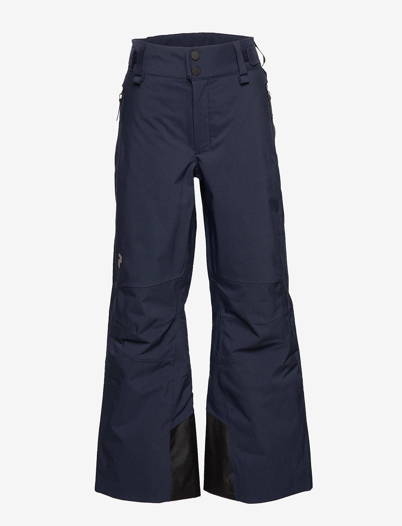 Peak Performance - JR MAROONP - spodnie zimowe - blue shadow - 0