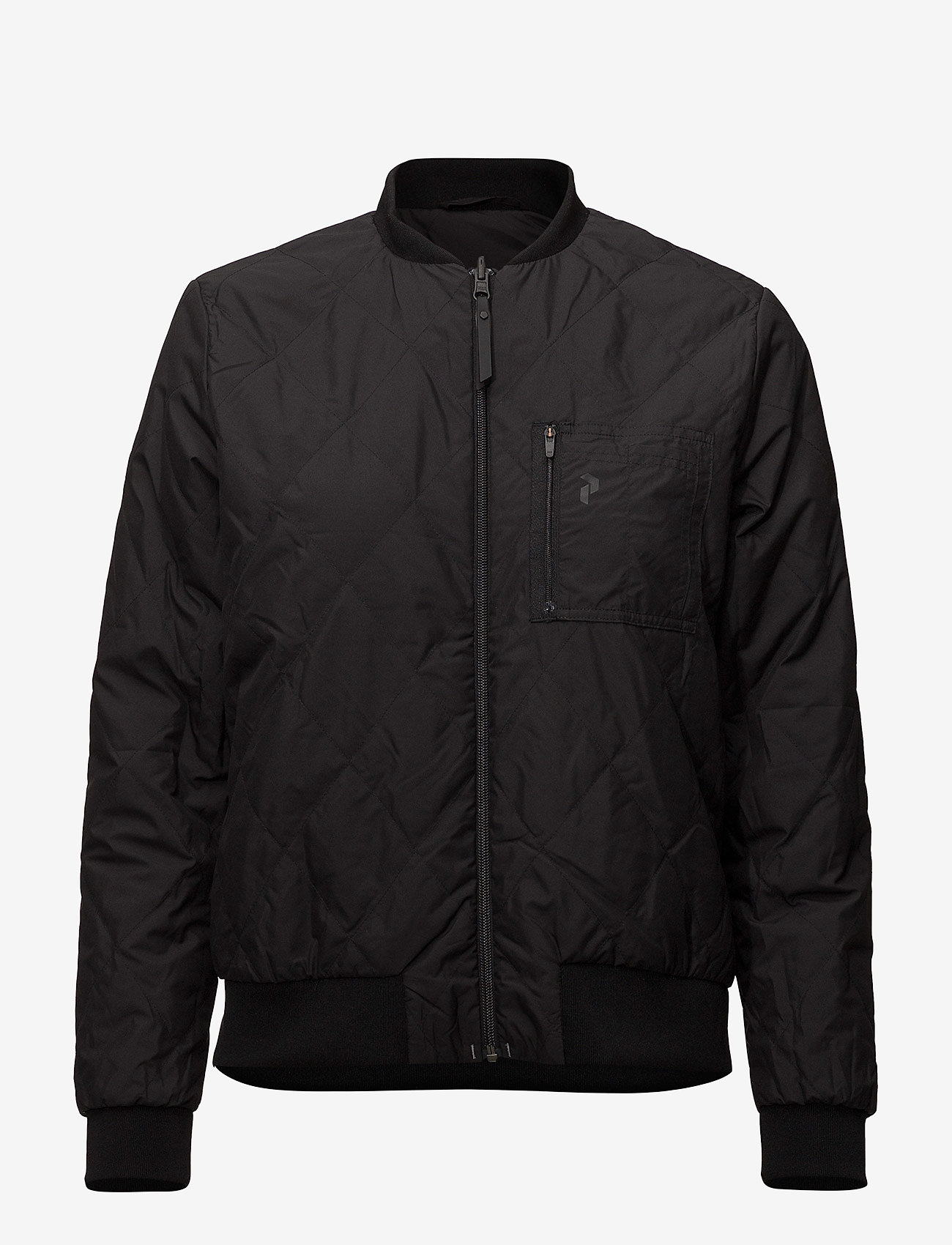 Peak Performance - W LOMB L - bomber jakker - quiet grey - 0