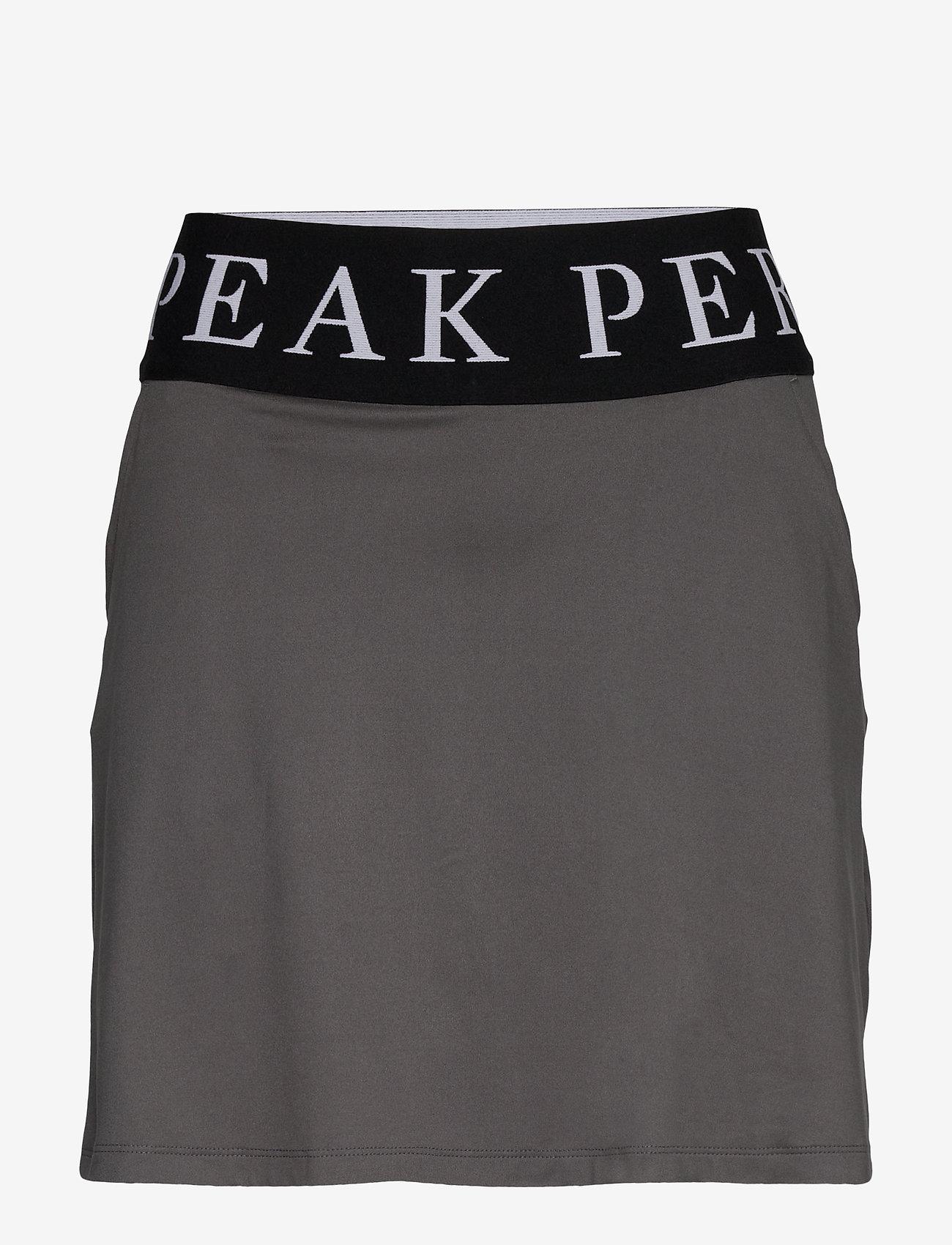 Peak Performance - Turf Skirt Women - treningsskjørt - deep earth - 0