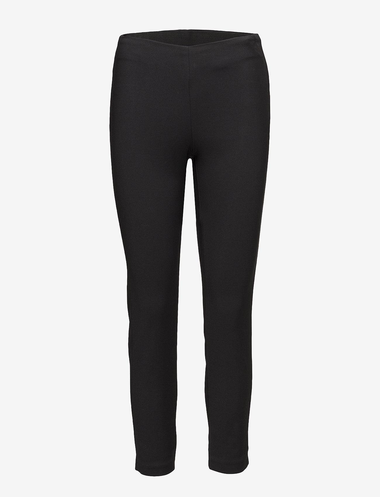 Peak Performance - HILLTOPC P - broeken med skinny fit - black - 0