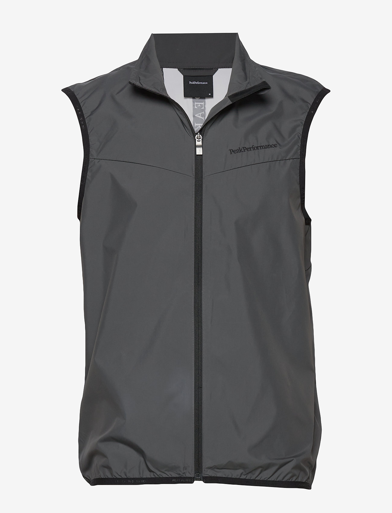 Peak Performance - Meadow Wind Vest Men - golf jassen - deep earth - 0