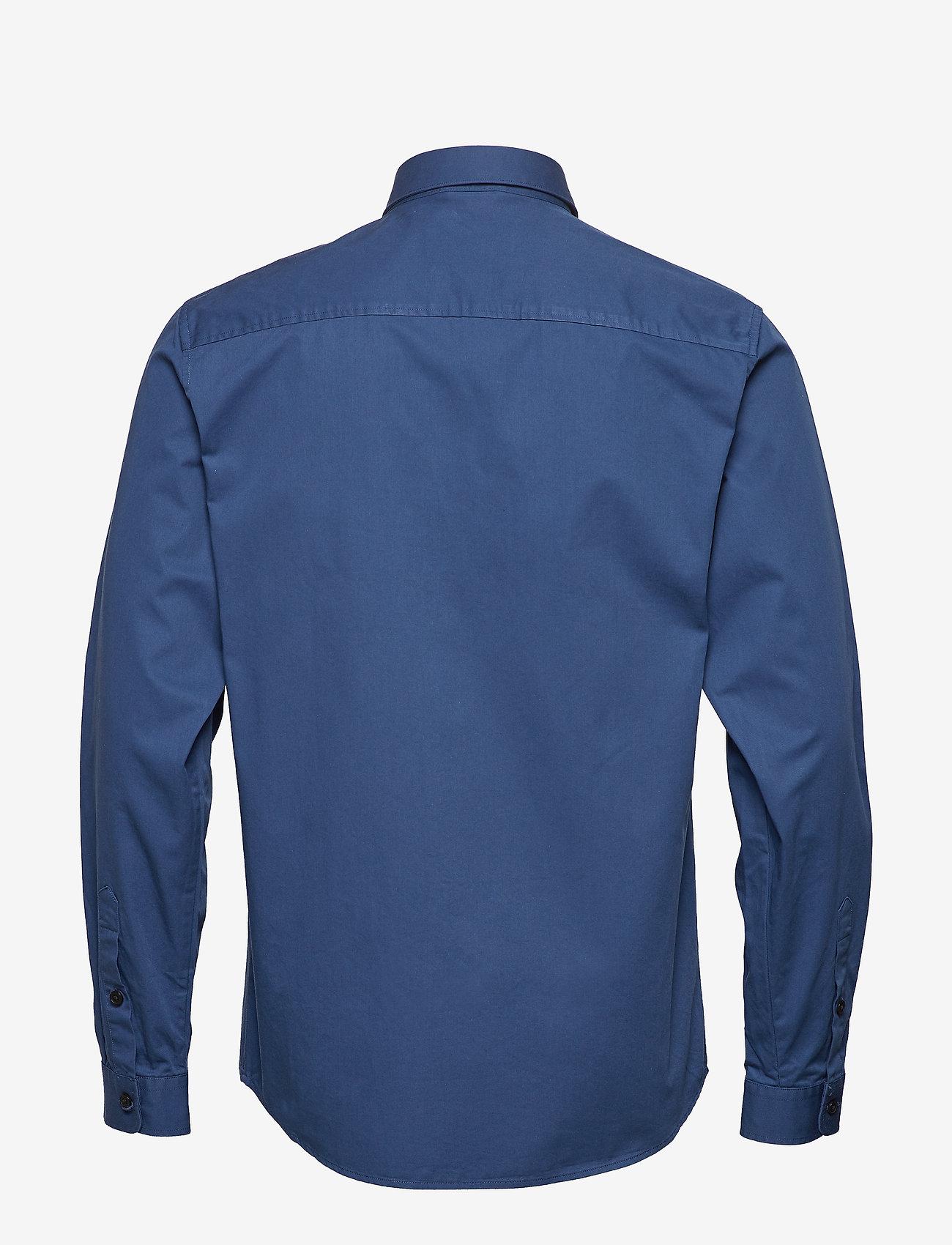 Peak Performance - DEAN MILIS - denim overhemden - decent blue - 1