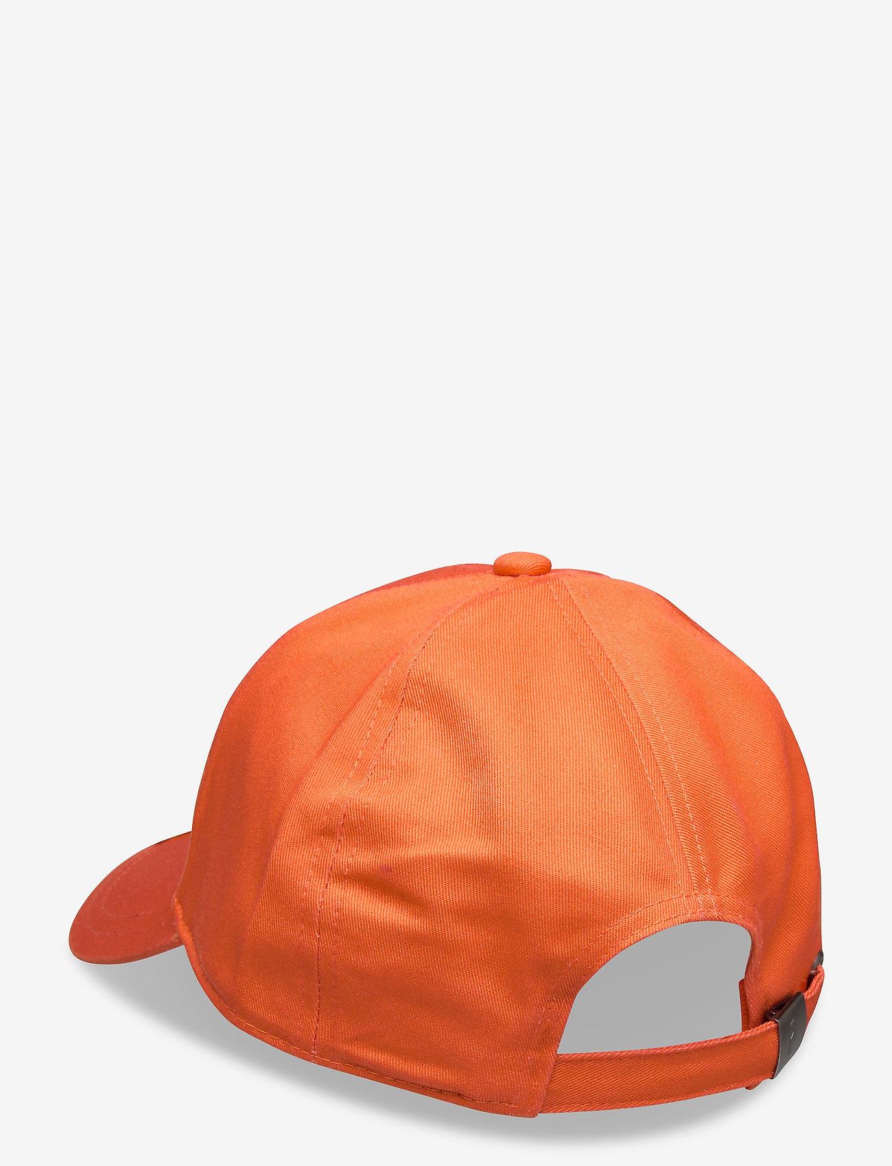 Peak Performance - Retro Cap - caps - clay red - 1