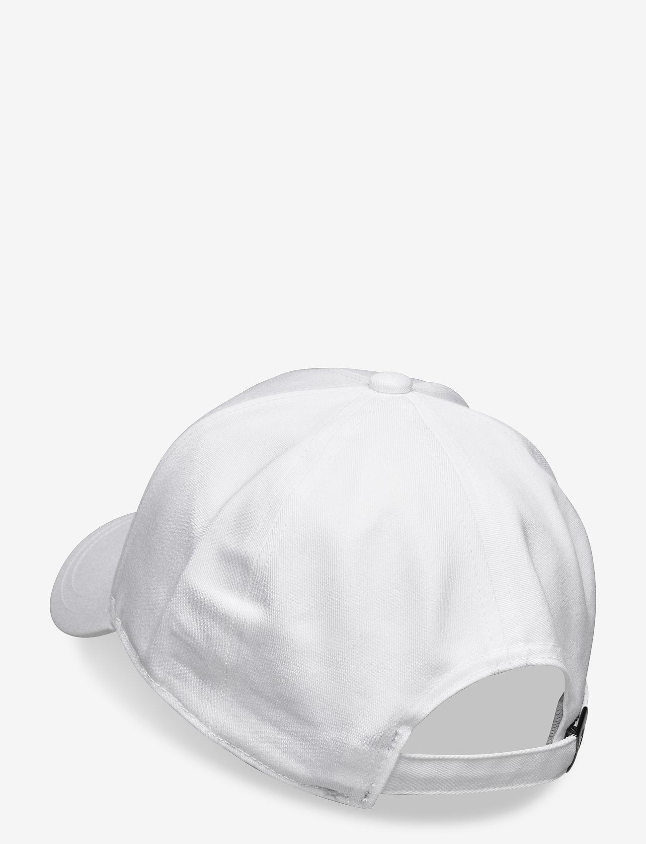 Peak Performance - Retro Cap - kepsar - white - 1