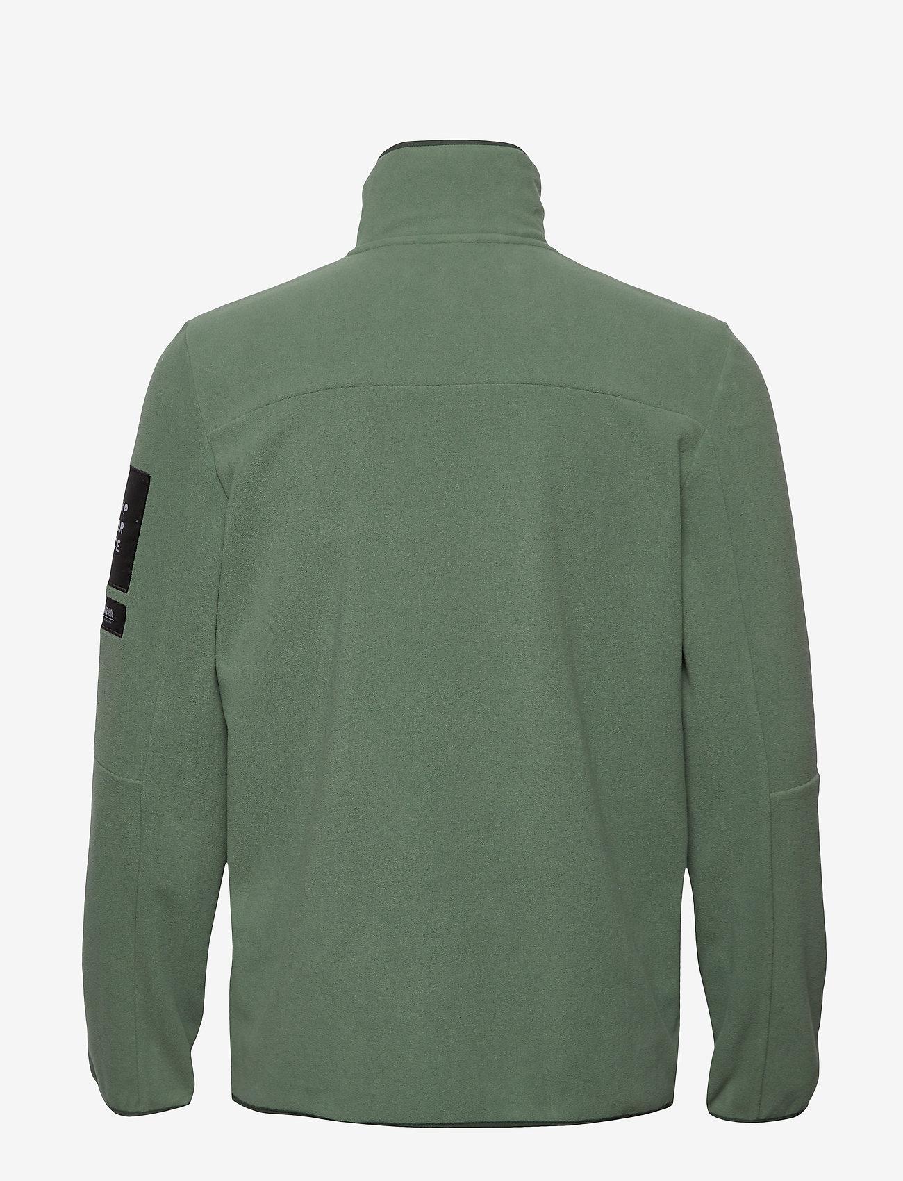 Peak Performance - M Tech Fleece TN - fleece midlayer - alpine tundra - 1