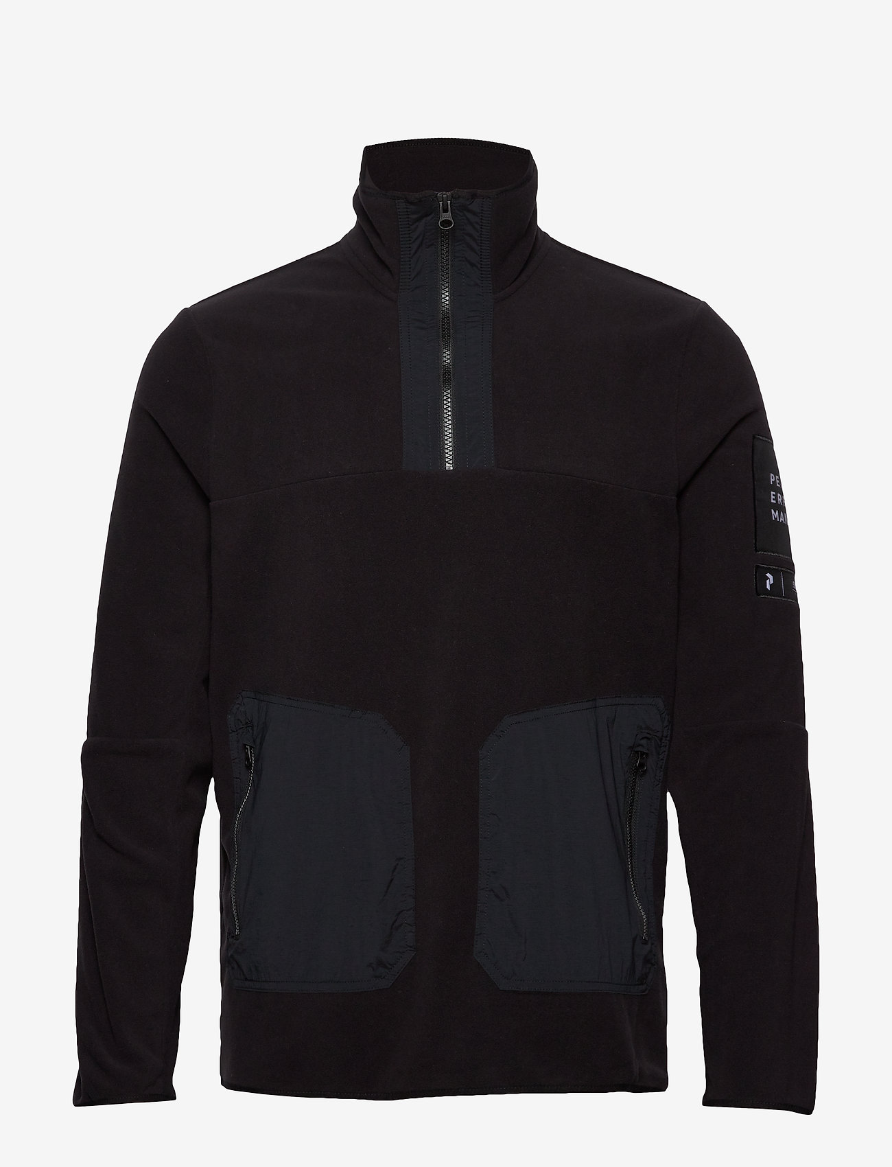 Peak Performance - M Tech Fleece TN - mittlere lage aus fleece - black - 0