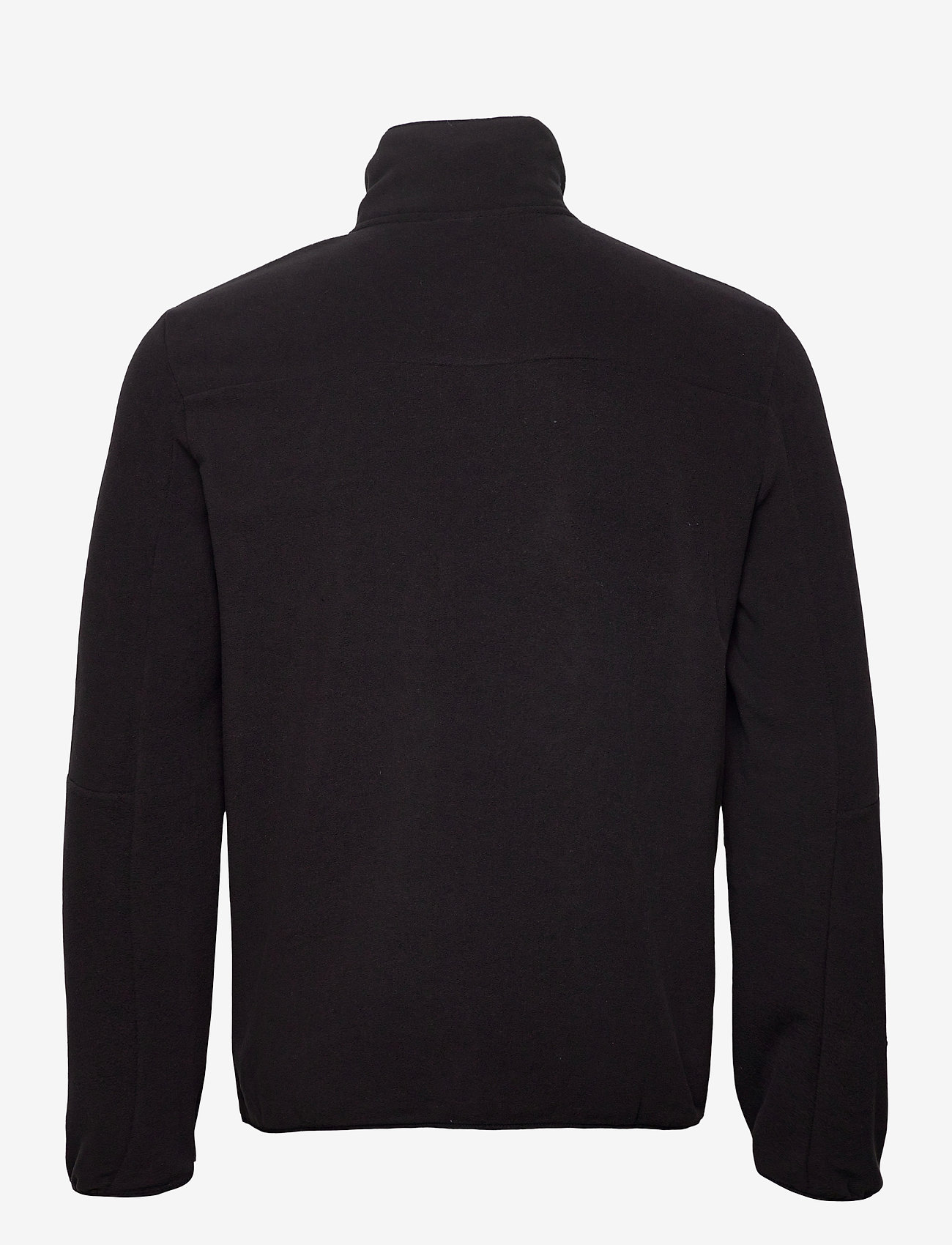 Peak Performance - M Tech Soft Zip Fells View - basic-sweatshirts - black - 1