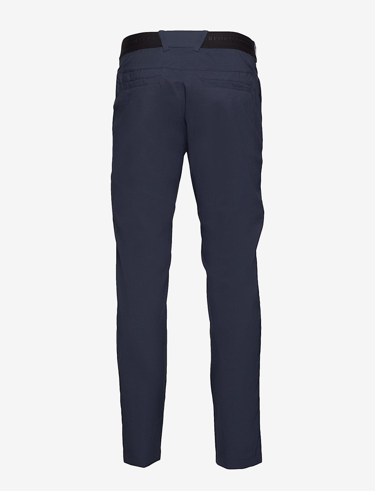 Peak Performance - Player Pant Men - golf-housut - blue shadow - 1