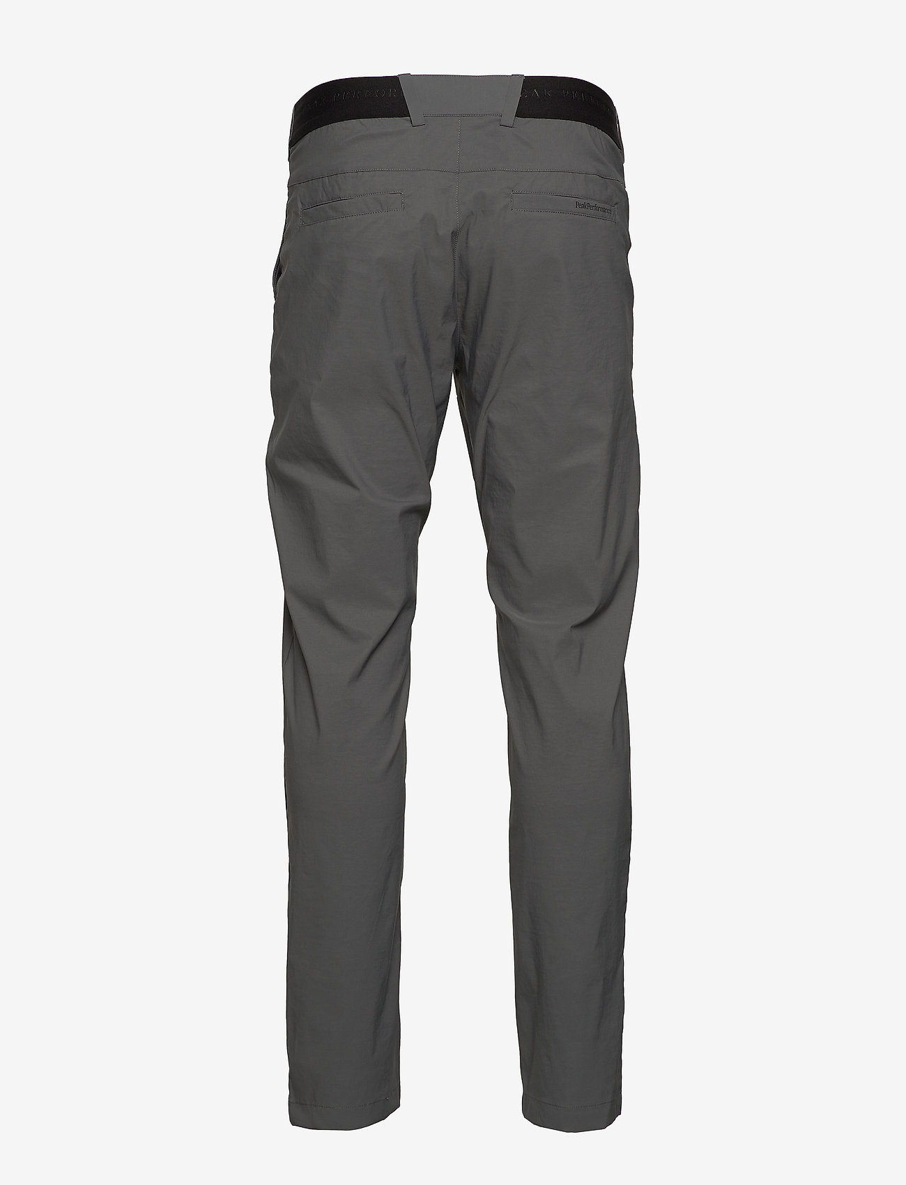Peak Performance - Player Pant Men - spodnie do golfa - deep earth - 1