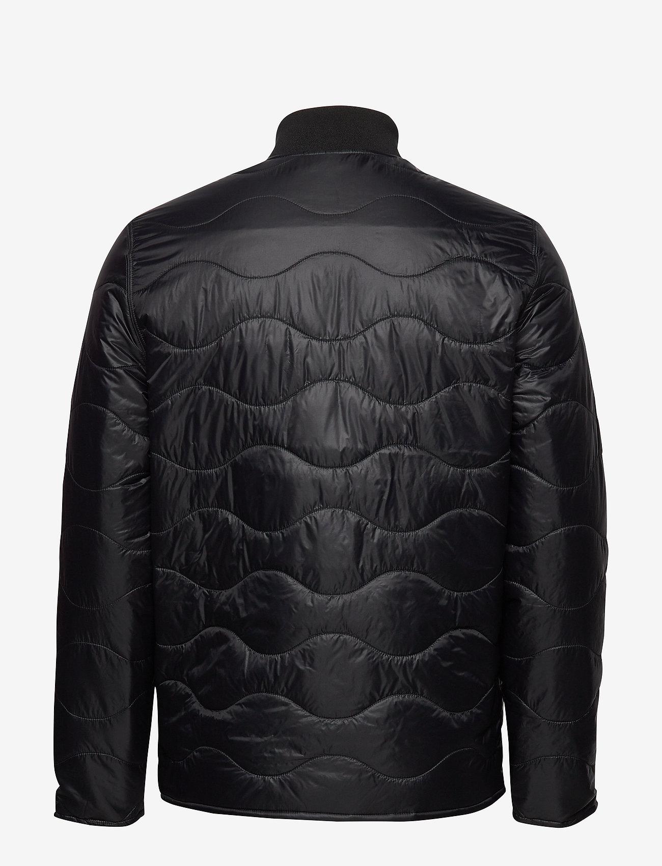 M X.14 Ozone Jacket (Black) - Peak Performance I4uAd0