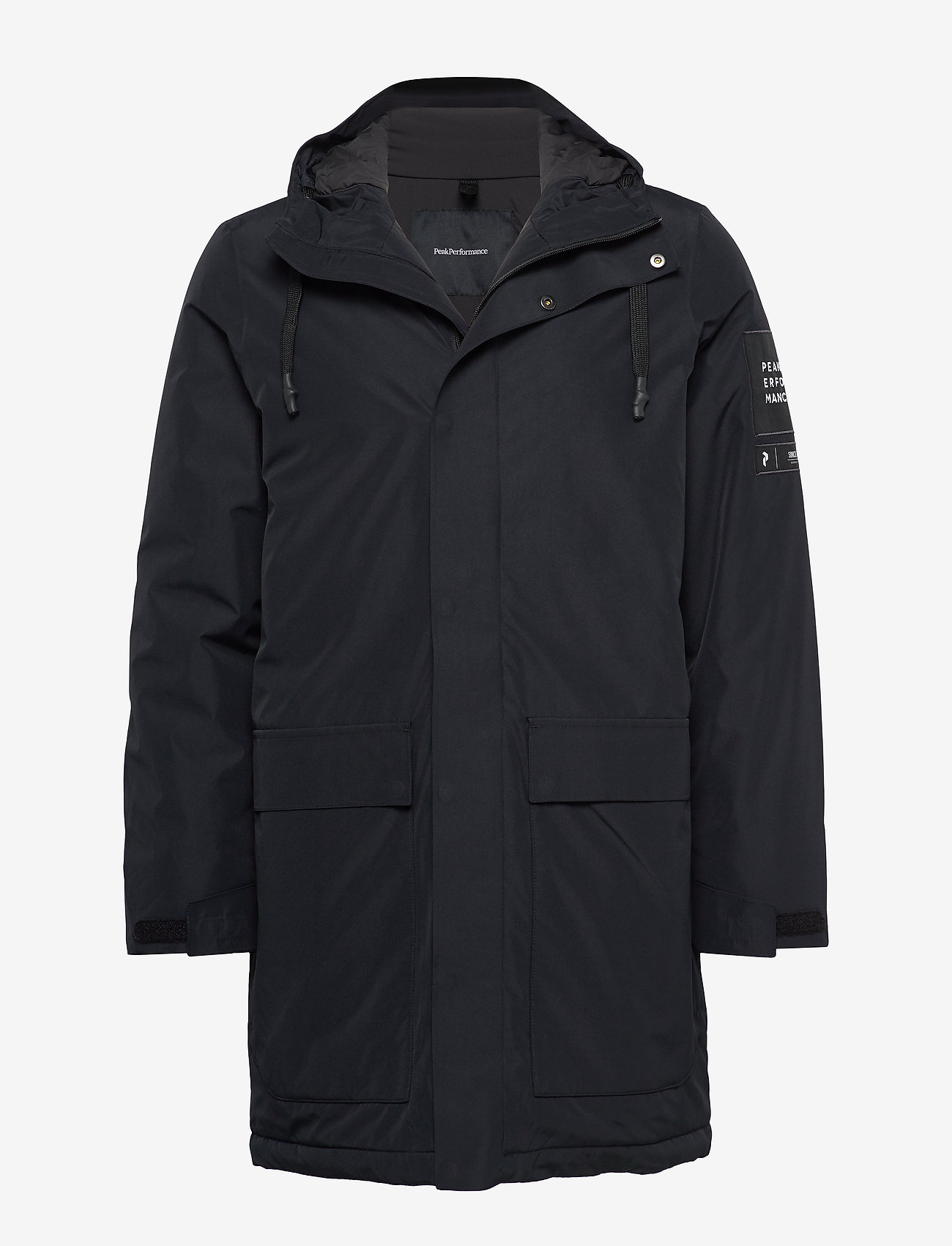 Peak Performance - UNIT J - insulated jackets - black - 0