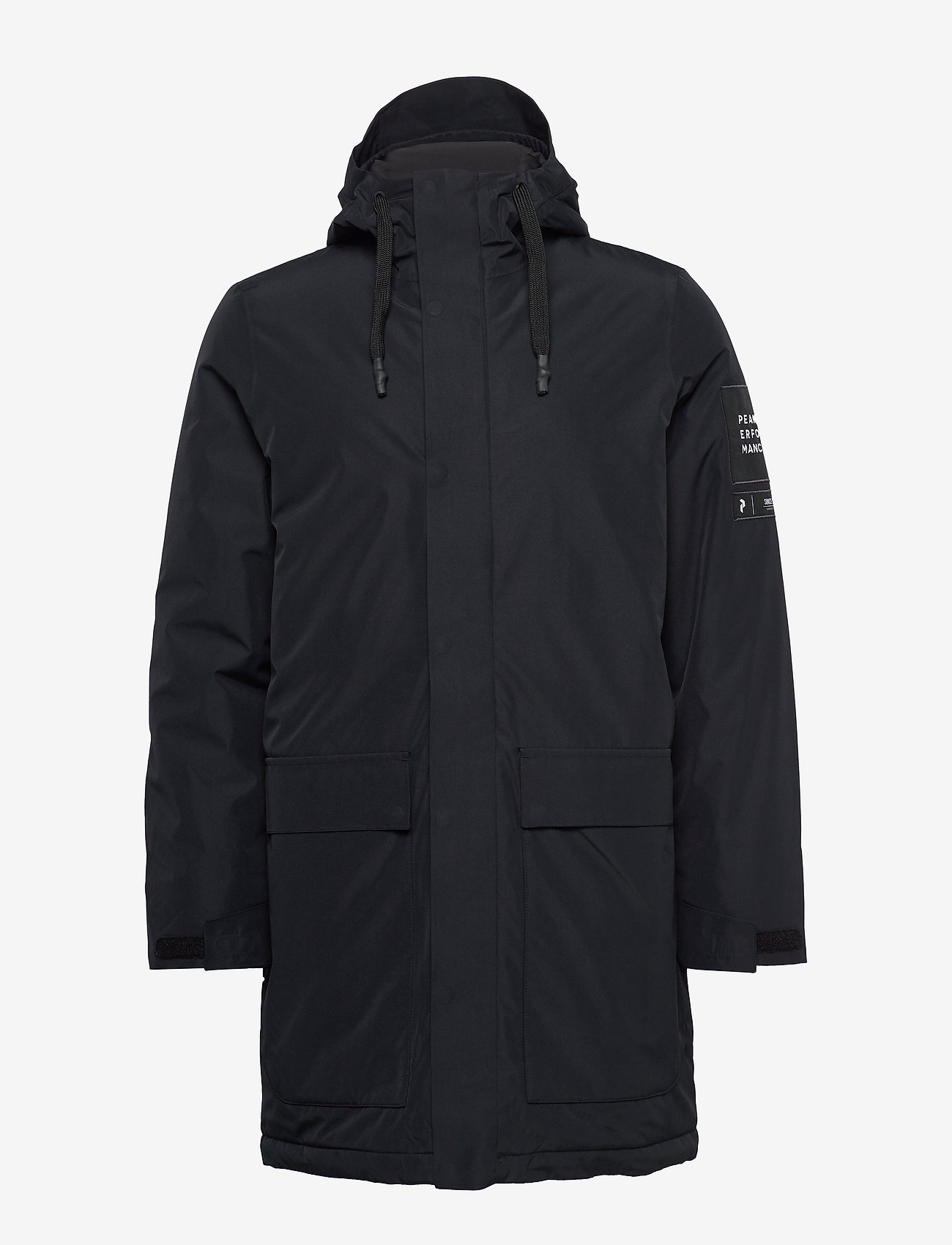 Peak Performance - UNIT J - insulated jackets - black - 1