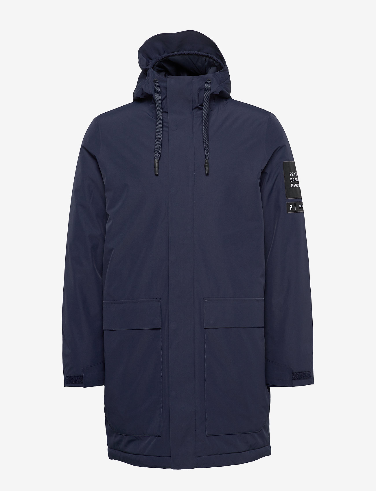 Peak Performance - UNIT J - insulated jackets - blue shadow - 1
