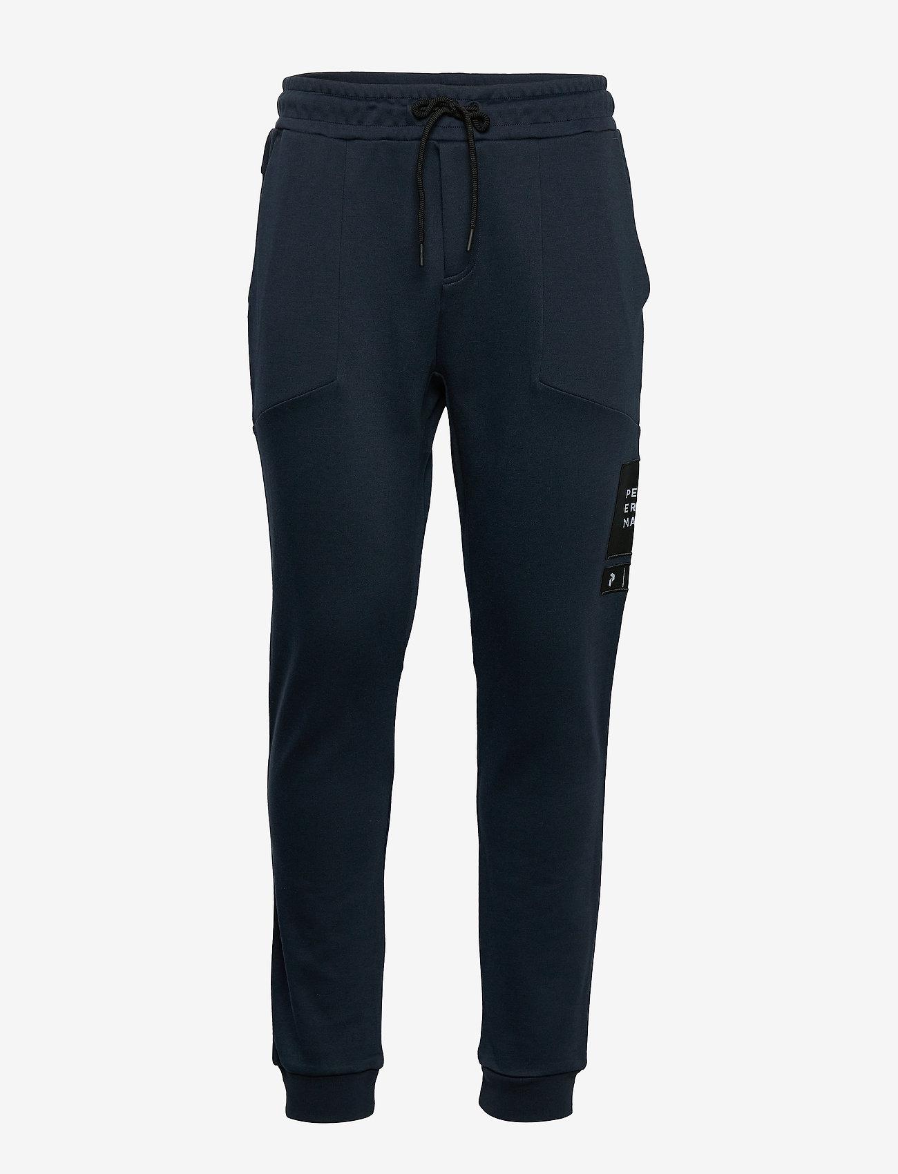 Peak Performance - M Tech Pant - pants - blue shadow - 0