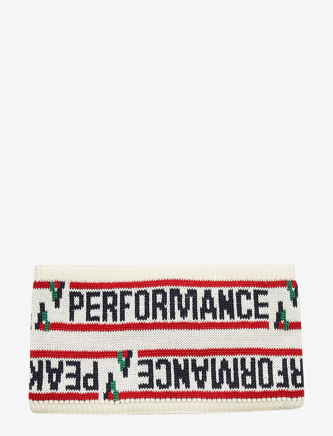 Peak Performance - PEAKVILLHB - hårbånd - offwhite