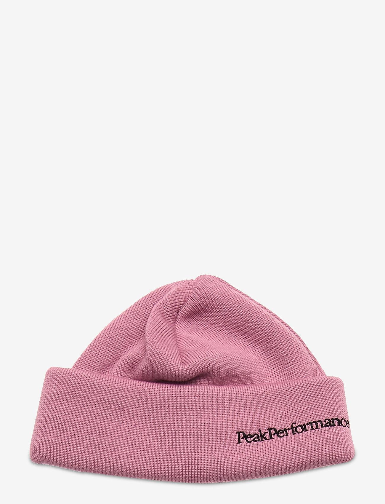 Peak Performance - Are Hat Blaze Tundra - mutsen - frosty rose - 0