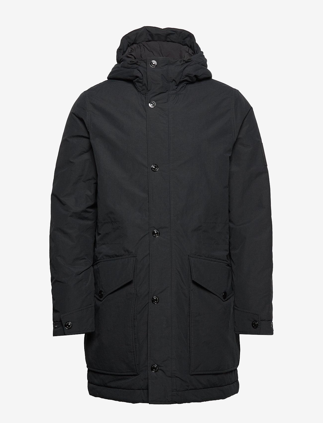 Peak Performance - TYPHON J - insulated jackets - black - 1