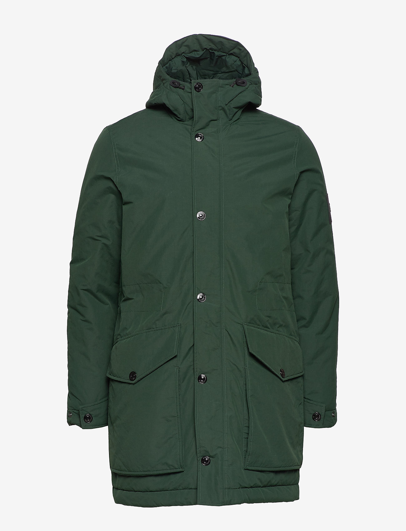 Peak Performance - TYPHON J - insulated jackets - scarab green - 1